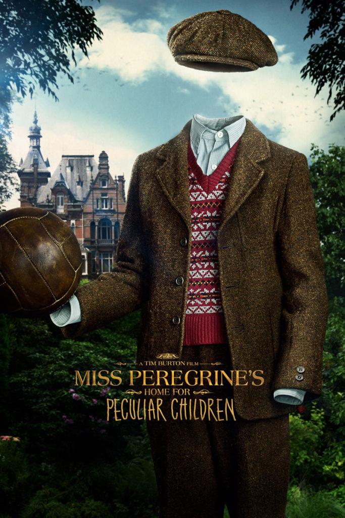 Millard (Cameron King). (Miss Peregrine's Home for Peculiar Children/ 20th Century Fox)