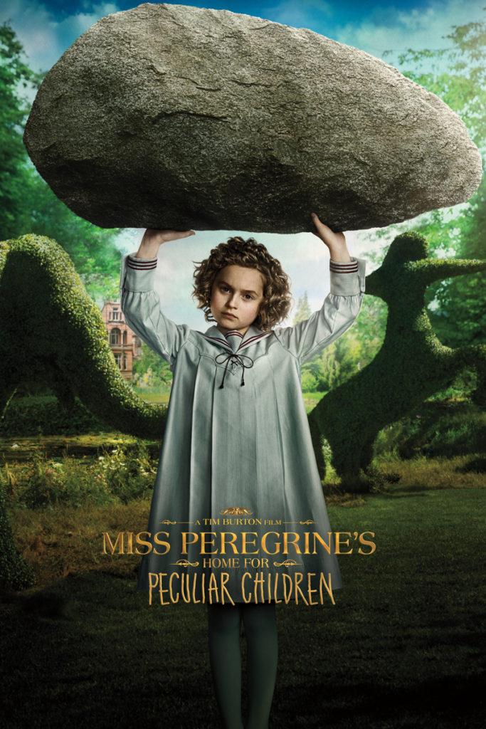 Bronwyn (Pixie Davis). (Miss Peregrine's Home for Peculiar Children/ 20th Century Fox)