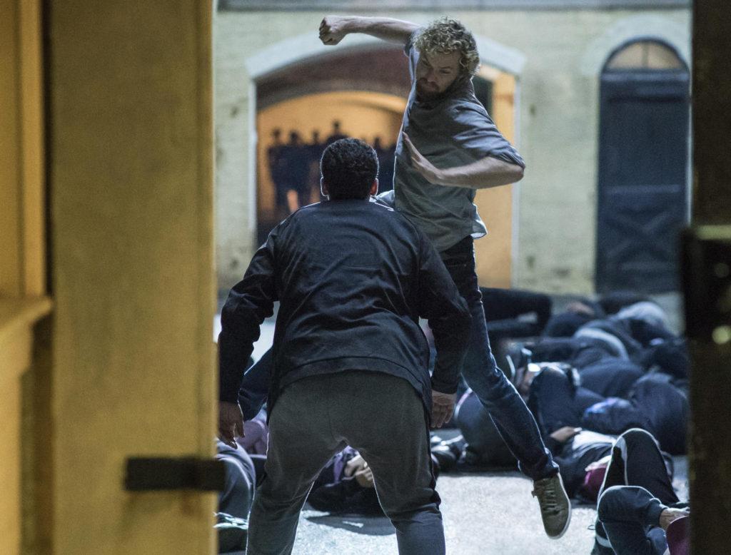 (Andrew Hreha/ Marvel's Iron Fist/ Netflix)