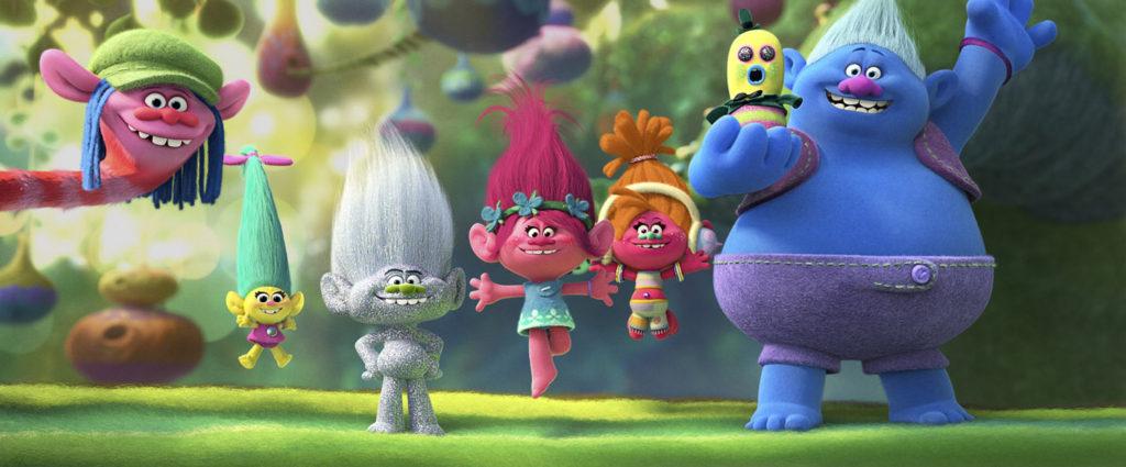 Such jumpy Trolls, IMHO. (DreamWorks/ 20th Century Fox)